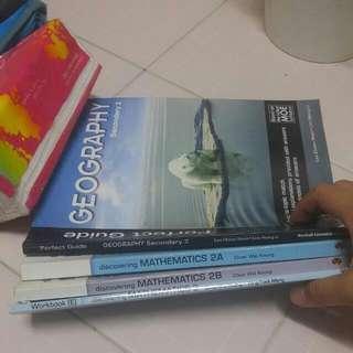 O Levels Textbooks