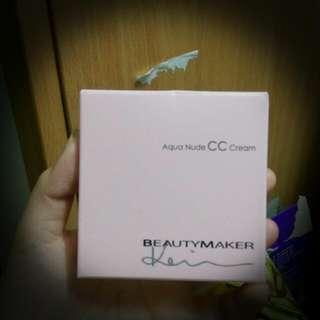 降價Beautymaker 裸肌水感cc粉凝霜