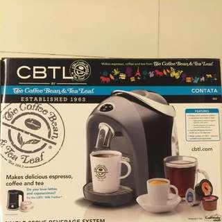 CBTL Contata Coffee & Tea Machine