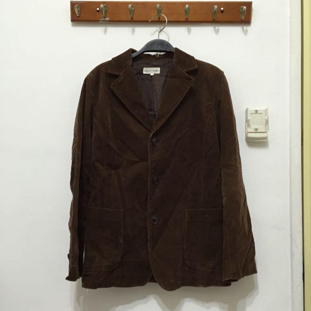 特價👉🏻深棕西裝外套😍
