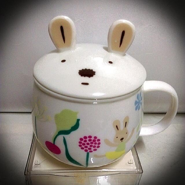 🐰立體兔兔馬克杯🐇