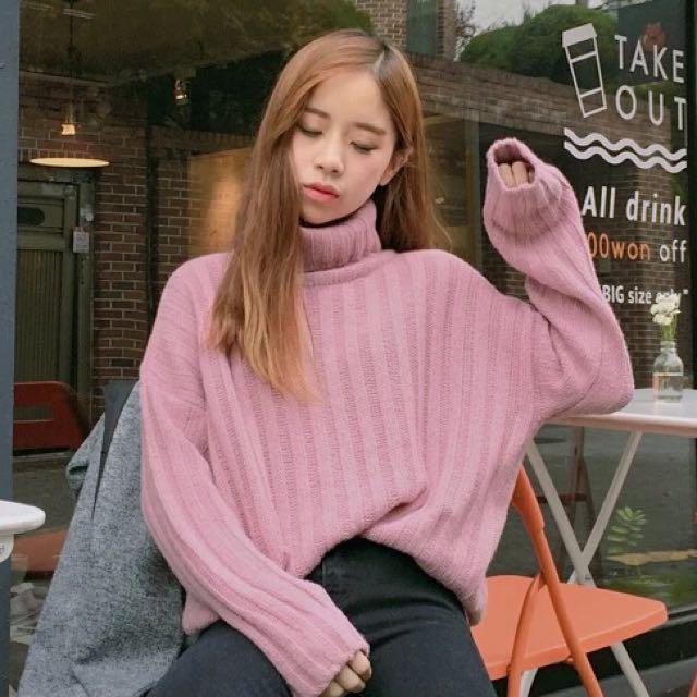 🔺四色🔺高領毛衣