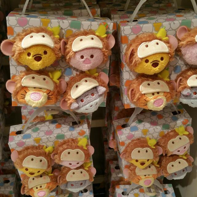 猴子裝小熊維尼