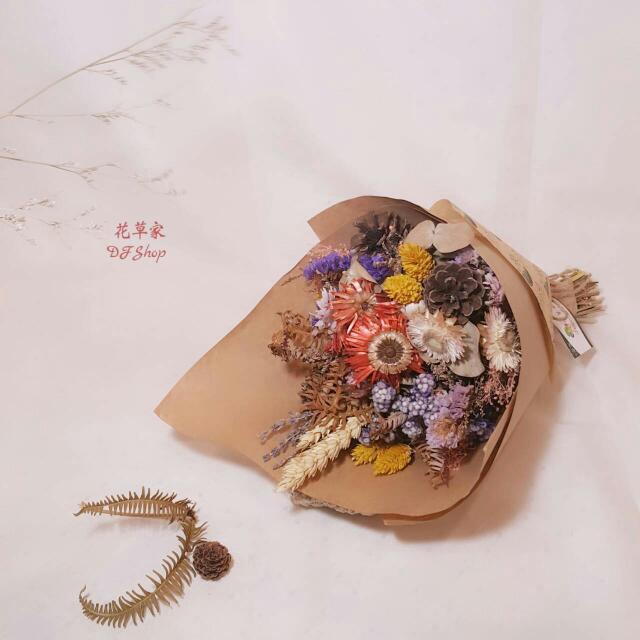 花草家-乾燥花束/外拍/婚紗/攝影/室內佈置