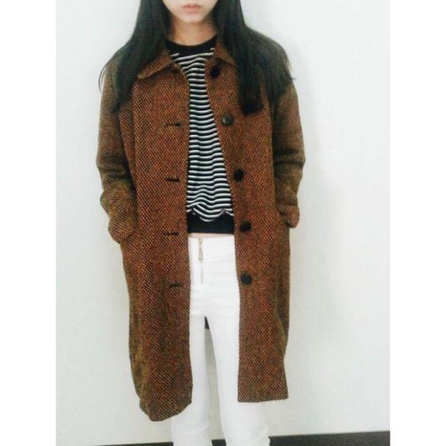 日本古著大衣