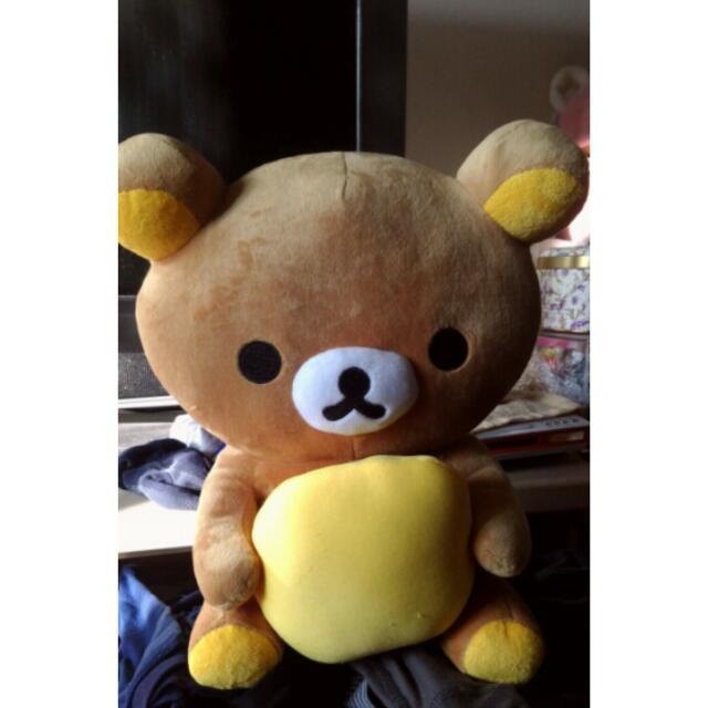 拉拉熊 玩偶