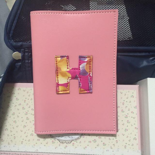護照套 英文H