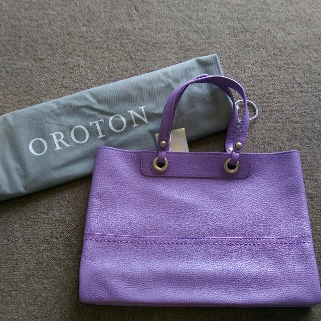 Brand New Oroton Entourage Tote Bag