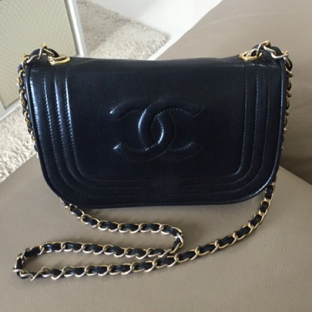 60ed5094ad575 Sold ) CHANEL 7.9
