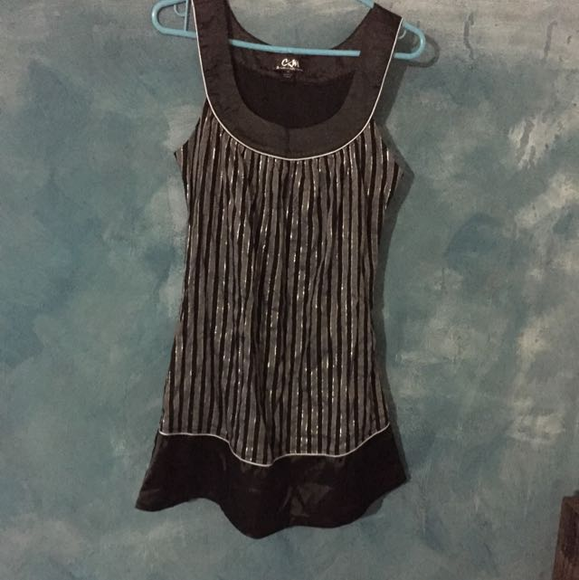 CKM stunning Stripe Dress