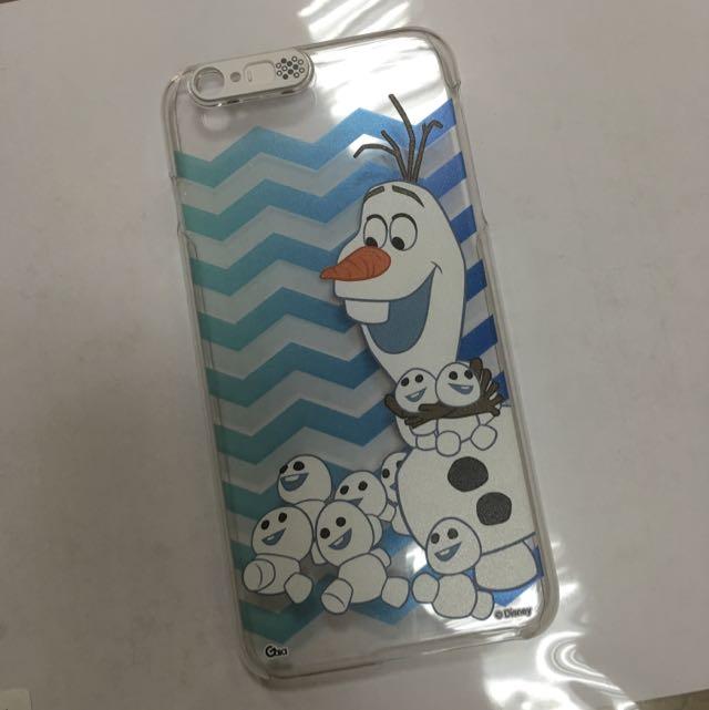 雪寶手機殼iphone6+/iphone6s+