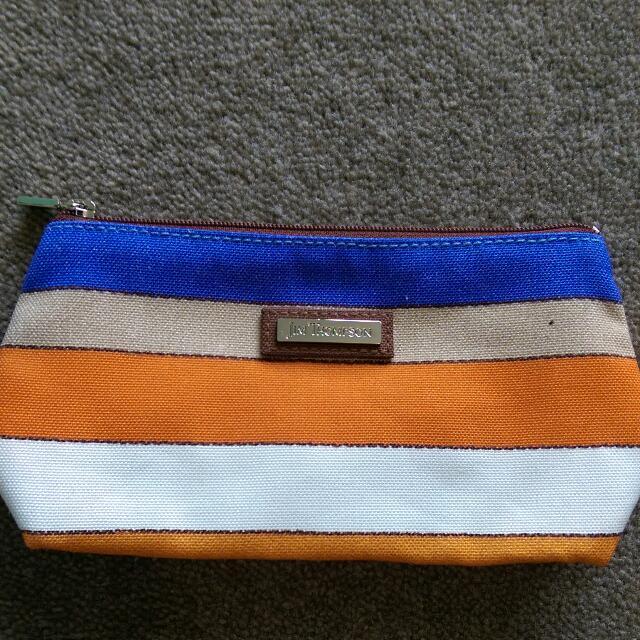 Multicoloured Mini On The go Make Up Bag