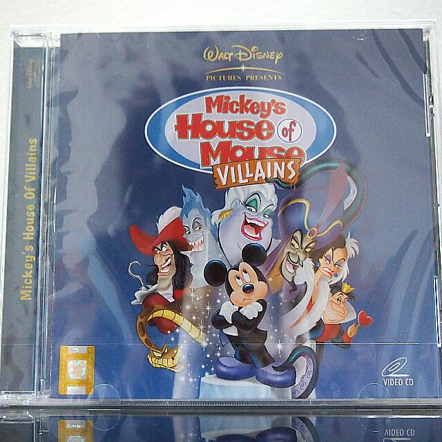 Mickey mouse house of villains game | Disney's House of Mouse  2019