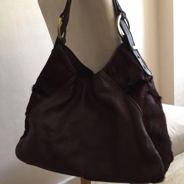 08e71b54f0 Oroton Large Hobo Bag