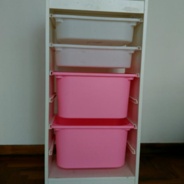 Pre-loved Single Column Drawer Stand