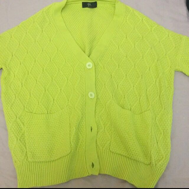 Queen Shop針織外套