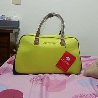 美國旅行者American Tourister 時尚拉桿兩用包,行李箱,登機箱