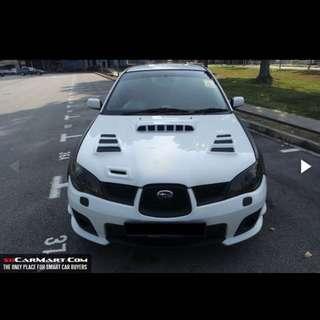 Subaru WRX 2.5