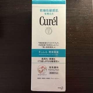 🎉降價🎉全新日本購回-curel泡沫洗顏