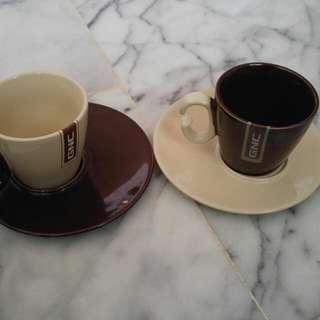 GNC Dual Cups