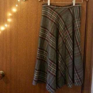 Preppy Style Skirt!