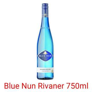 Blue Nun 750ml (White Wine)  *Please note this item only for 18 years old and above