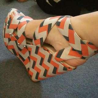 Shubar Heels Size 41