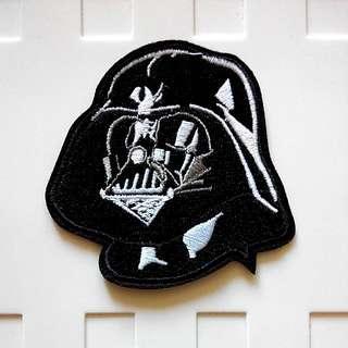 Darth Vader Dark Side Iron On Patch