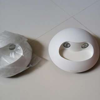 A Pair Of Wall Mount Or Bedside Lamp By Philips