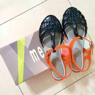 Melissa Aranha Black Orange 35/36