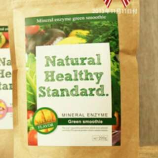 ☆Q醬☆Natural Healthy Standard蔬果酵素