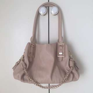 Colette Handbag (beige)