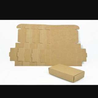 (INSTOCK) Kraft Box