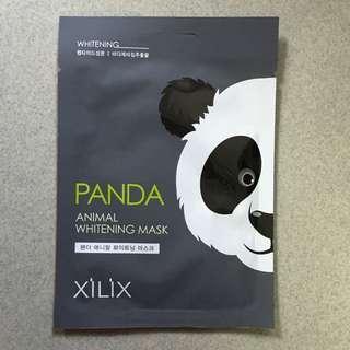[優惠]韓國Dermal熊貓美白面膜