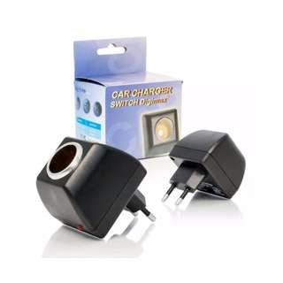 Car Charger (Switch Digimax)