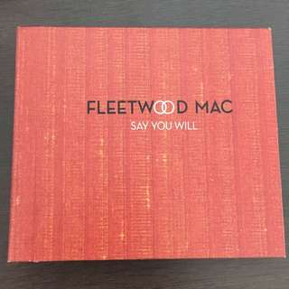 Fleetwood Mac - Say You Will Album