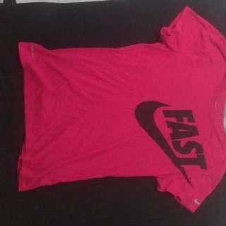 Nike Running Shirt - Size Small