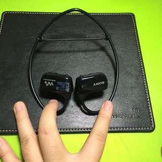 Sony Walkman NWZ-W273S 運動防水隨身聽