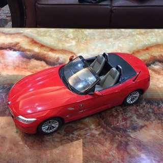 Bmw紅色跑車仿真模型😘🎈