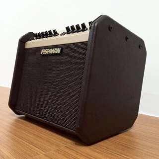 FISHMAN Loundbox mini 木吉他專用音箱