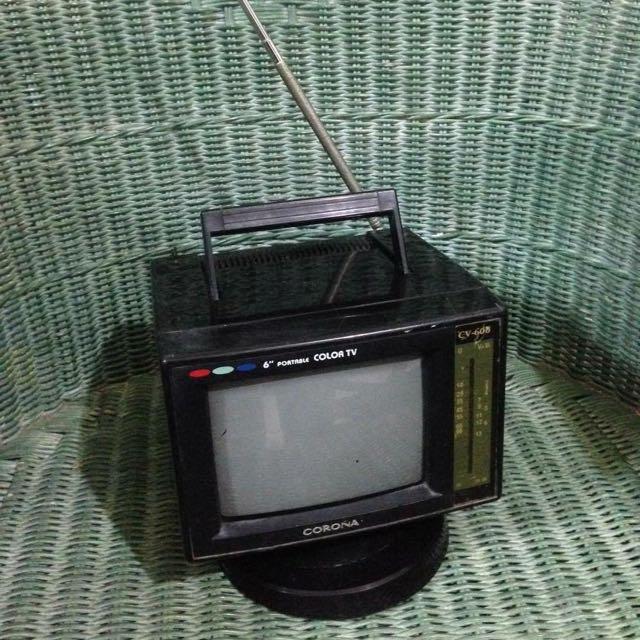 復古小電視
