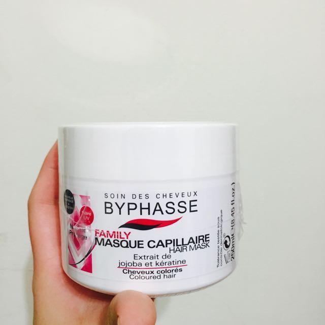 蓓昂斯角蛋白胺基酸護色髮膜