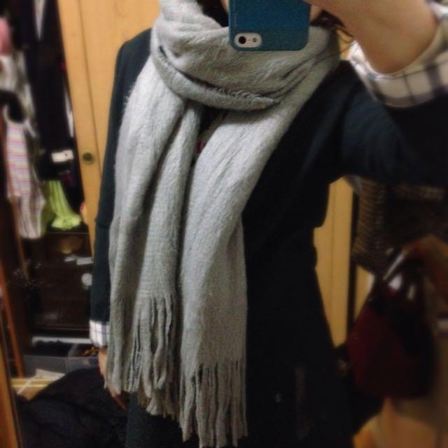 長圍巾 披肩