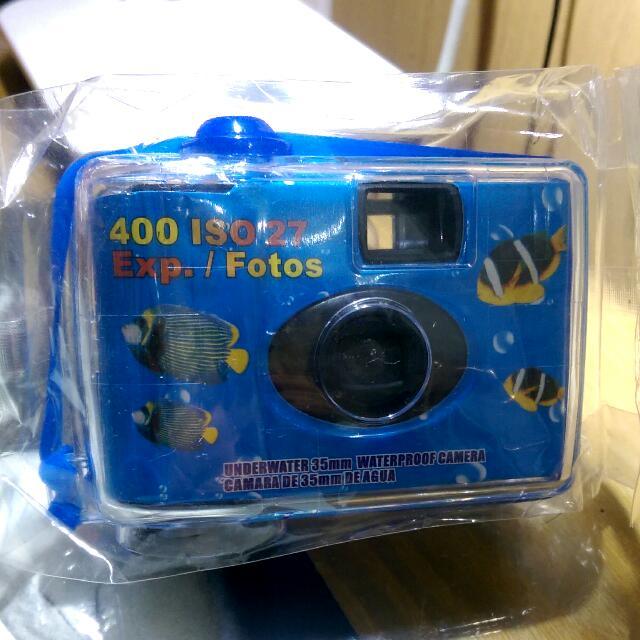 (全新) 防水/水底 照相機