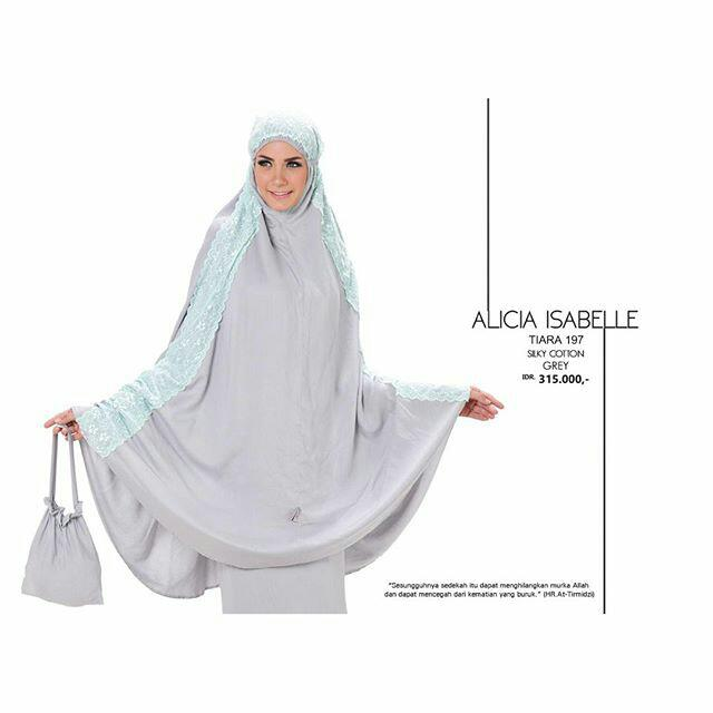 ALICIA ISABELLE (Tiara 197)