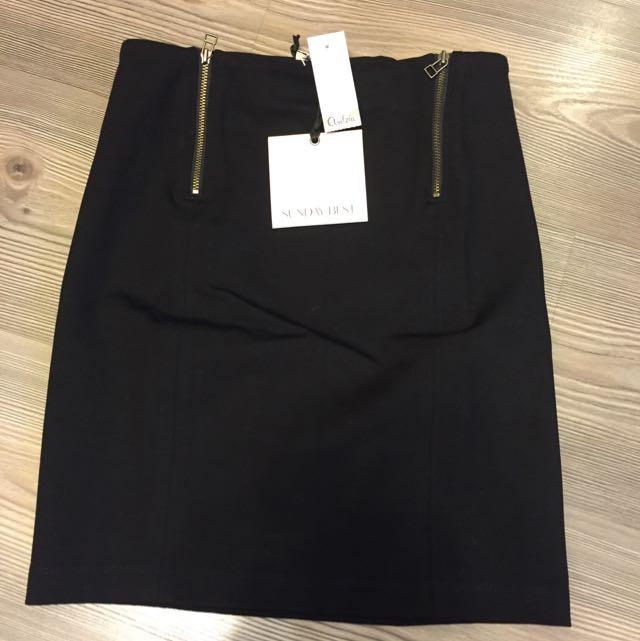 全新 Aritzia窄裙