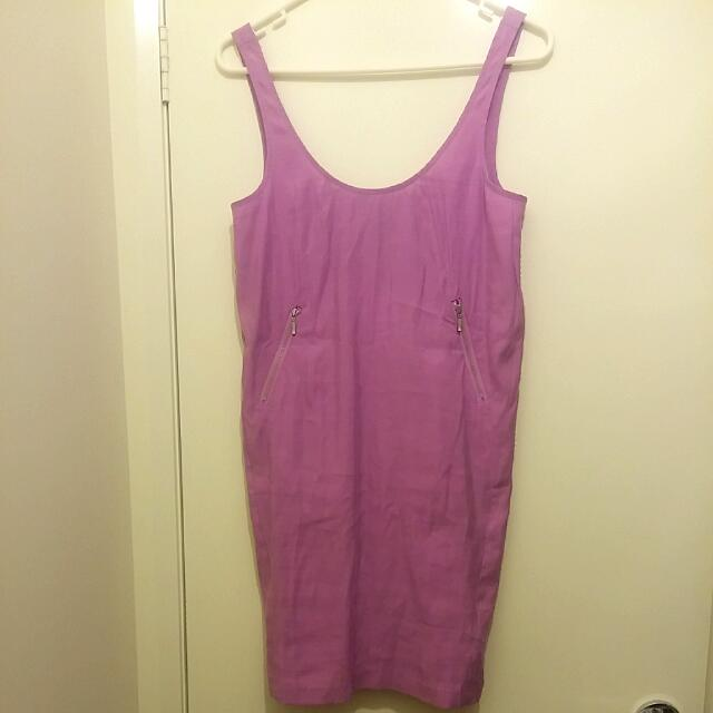 Brand New Portmans Purple Dress
