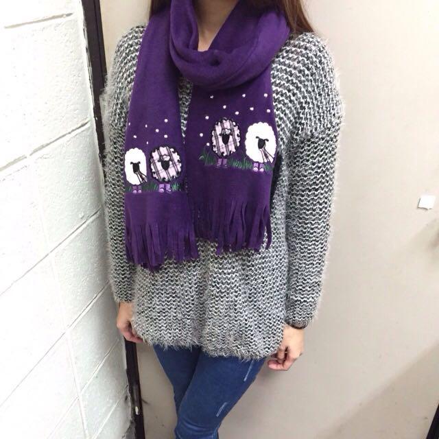 綿羊圍巾from英國🇬🇧