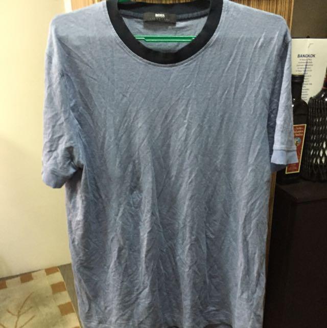 9074bb81 Hugo Boss Selection TShirt, Men's Fashion on Carousell