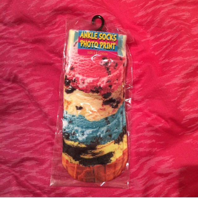 Icecream Socks